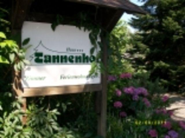 Haus Tannenhof/Unterkünfte im Harz