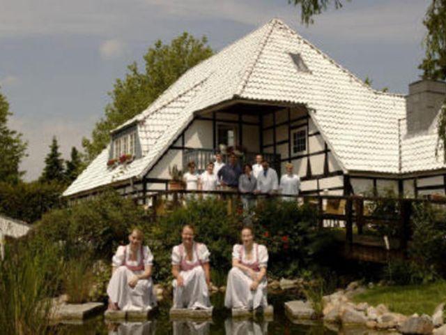 Gartenhotel Weisser Hof/Unterkünfte im Harz