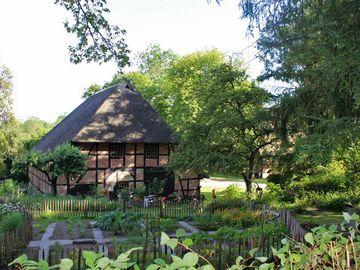 Liturgischer Garten in Schönwalde