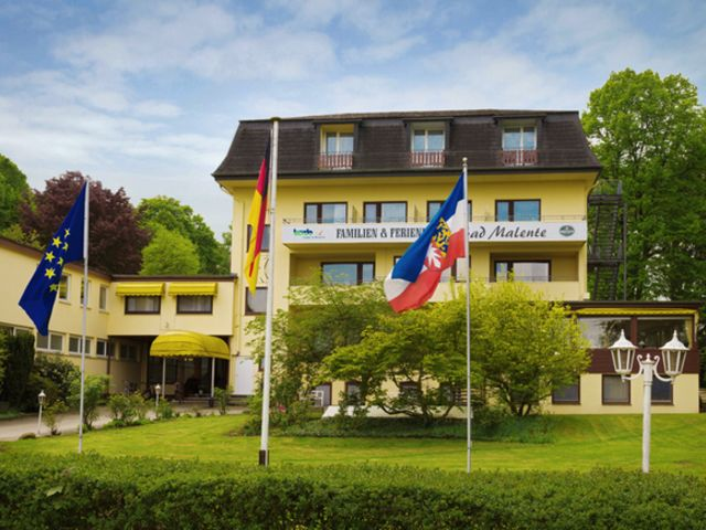 Ferien Hotel Bad Malente/Unterkünfte im Harz