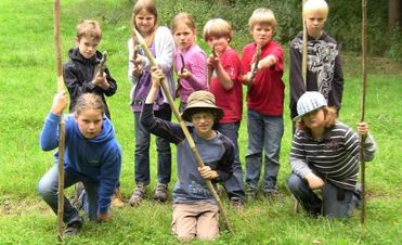 Survival-Camp Team Kindersommerkurse