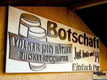 Whiskybotschafter Volker Mc Rätzke