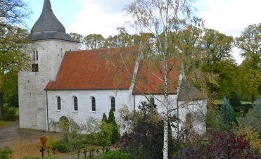 Vicelin-Kirche in Bosau