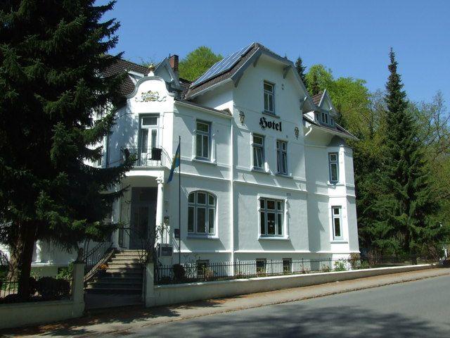 Hotel Villa im Steinbusch/Unterkünfte im Harz