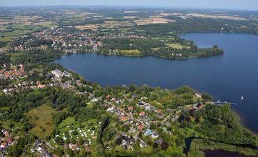 Luftbild vom Kellersee