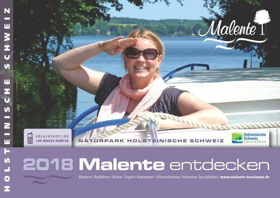 Gastgeberverzeichnis Malente Holsteinische Schweiz 2018