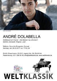 2017-03-20 Malente Veranstaltung Weltklassik am Klavier Andre Dolabella