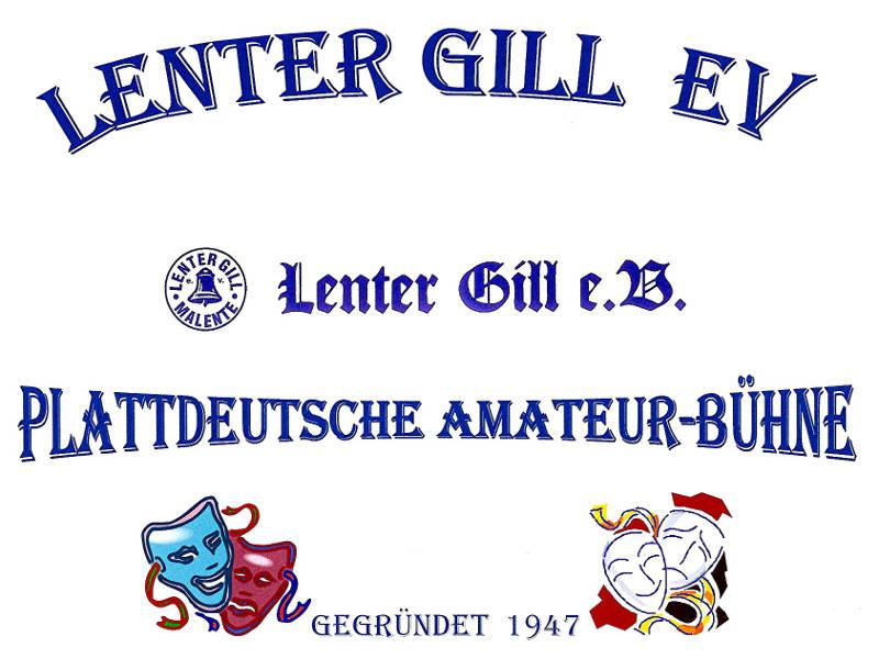 Tourismus-Service Malente Lenter Gill Plattdeutsches Theater Logo